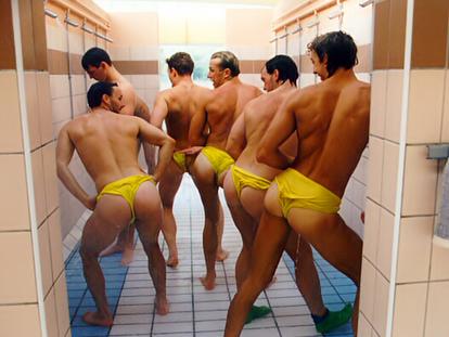 Gay Golden Shower