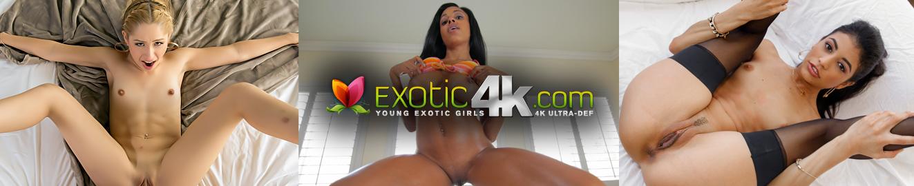 Exotic 4k tube