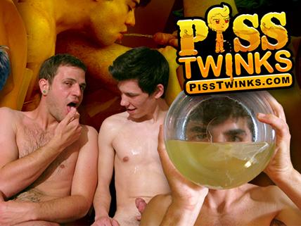 Piss Twinks