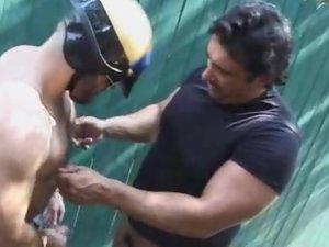 Ass Plowed Gay Motorist
