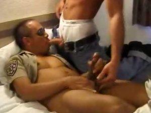 Gay Cub Sucking Off An Older Guy