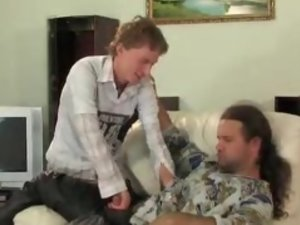 Lelsey and Randolph gay/straight sex scene