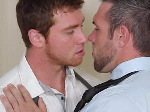 The Concierge Part 2 - TRAILER- Connor Maguire and Alex Mecum - TGO - The Gay Office
