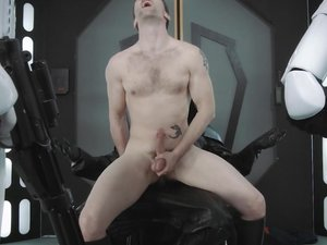 Star Wars A xxx Parody Part 3 - TRAILER- Dennis West and Vader - DMH - Drill My Hole