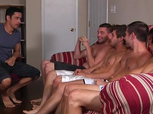 My Neighbour's Son Part 4 - TRAILER- Rafael Alencar  Dylan Knight, Jack Radley, Zac Stevens, and Johnny Rapid - DMH - Drill My Hole