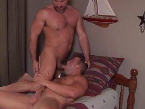 Son Swap Part 2 - DMH - Drill My Hole - Luke Adams & Dirk Caber