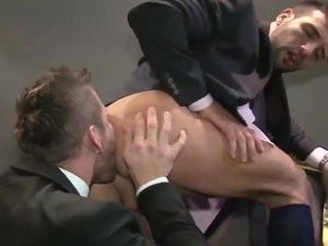 Undress for Success (Gentlemen 07) - 01 Donato Reyes and Tomas Brand