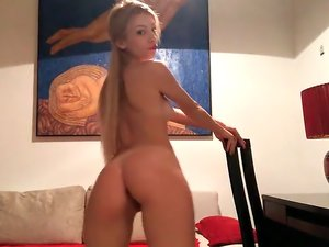 Another wild Romanian Chick. Porn video