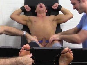 Bryce Evans 'Tickle Worshiped' - Bryce