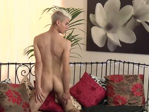 Smooth Young British Twink Titus Shows Off - Titus Snow