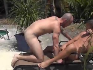 Gavin Greene Fucks Cam Christou Bareback