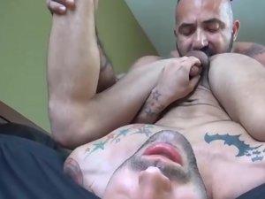 Alessio Romero Barebacks Nick Cross