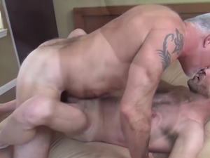 Jake Marshall and Sean Storm