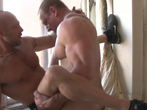 Ed Hunter and Chad Brock