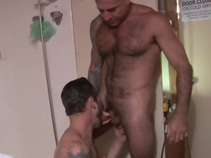Nick Moretti and Damon Dogg
