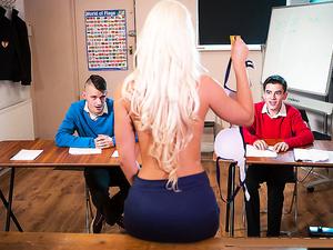 Teacher Tease