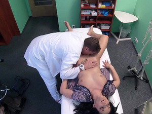Patient Cured with Cock Treatment