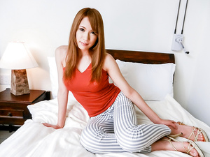 Sex with Nami Itoshino in amazing Japanese scenes