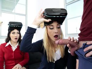 Virtual Cock