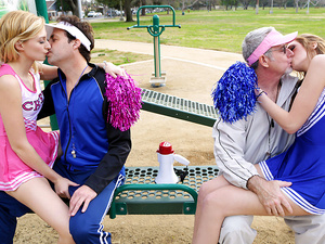 Cheerleaders Pt.1