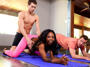 Brazzers - Yoga Freaks: Episode Eight
