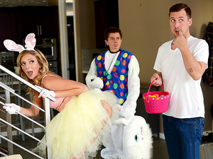 Brazzers – The Great Easter Egg Cunt