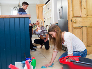 Brazzers – The Whore & Her Chores