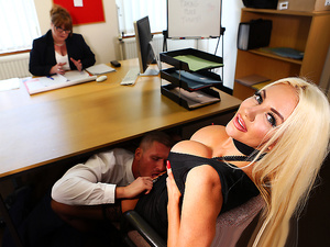 Brazzers – Testing Her Concentration 2