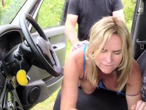 Fake Hub – Mum With Big Natural Tits Gets Dick