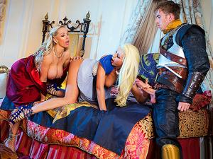 Brazzers – Queen Of Thrones: Part 1 (A XXX Parody)