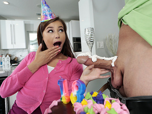 Pure 18 – Blowing The Birthday Cock