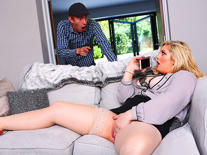 Brazzers – My Cum-Hungry Mother-In-Law