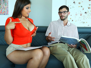 Big Naturals – Tits Are A Massive Distraction