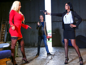 Digital Playground – Fly Girls: Final Payload Scene 5