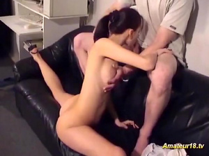 real flexible contortionist fucked