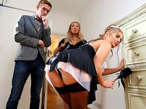 Brazzers – The Mischievous Maid
