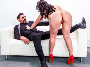 Digital Playground – Big Booty Behind the Scenes