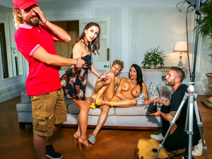 Digital Playground – Meet The Nudists Part 2