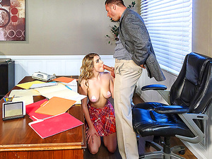 Brazzers – Dressing For The Dean