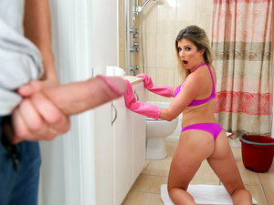 Share My BF – MILF Shares Stepdaughter's BF