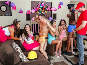 Digital Playground - Wedding Belles Scene 1