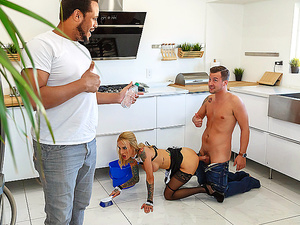 Brazzers – The Mommy Maid