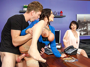 Brazzers – The Trophy Husband