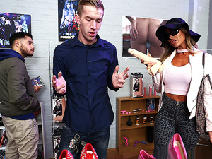Brazzers – One Slutty Shopping Spree