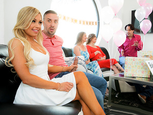 Brazzers – Busted At The Babyshower