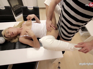 My Dirty Hobby - Anal and facial queen at work