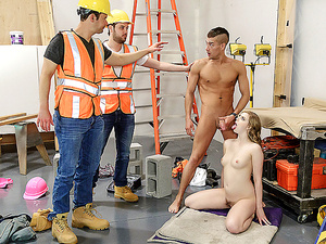 The Foreman Is A Whore, Man