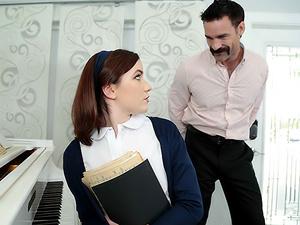 My Piano Teacher Is A Pervert