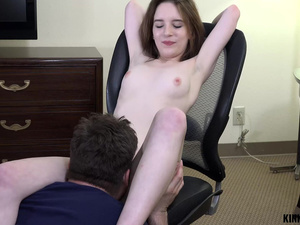 Kinky Family - Lily Moon - Fucking stepbrother for a vlog