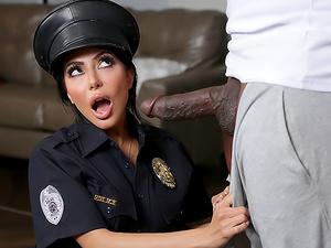 Bad Cop Black Cock